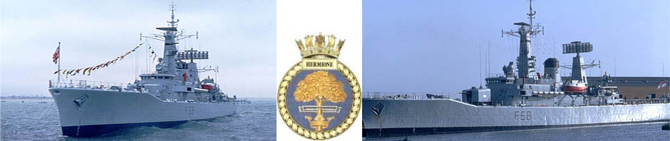 HMS Hermione Association